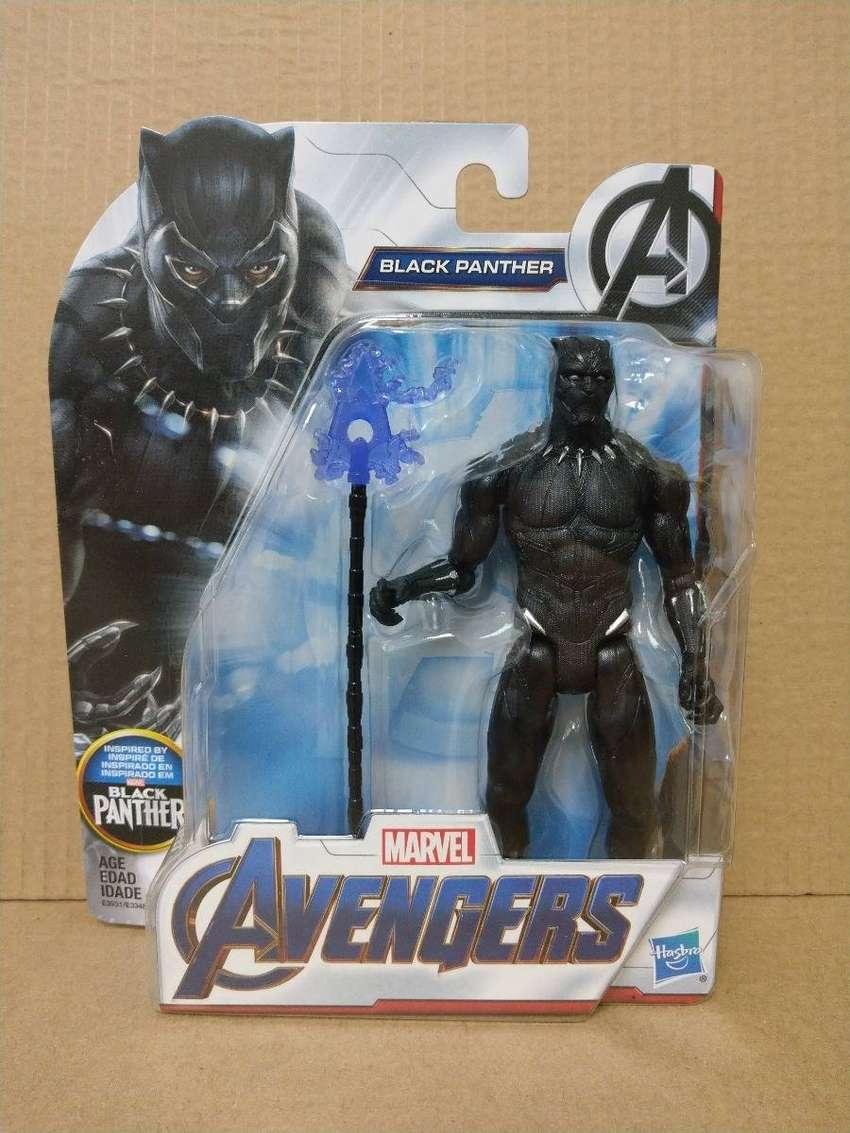 Marvel Avengers: Figura De Acción Black Panther - Endgame