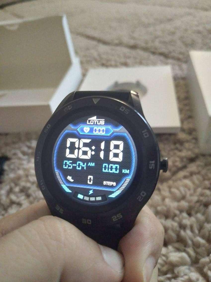 Reloj Lotus Smartime 50013/1 Hombre Bicolor Smartwatch (Reloj Inteligente)