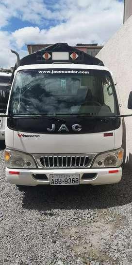 Vendo camiónJac 2012