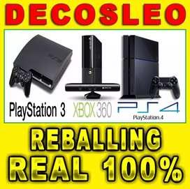 Problemas con Tu consola PS2 PS3 PS4 Xbox traela la REPARAMOS