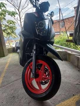 Vendo moto *AGILITY 125 3.0 *