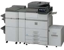 Servicio Tecnico de Fotocopiadoras e Impresoras Lexmar y Sharp