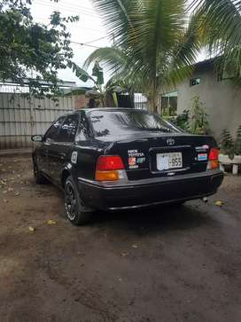 Toyota tercel 1996 japones full