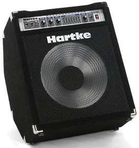 Hartke A100 Amplificador Bajo Combo 100 Watts Ecualizador Limitador