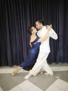 Show de tango, bailarines de tango profesional, Subcampeones Festival Internacional de tango Medellín 2019
