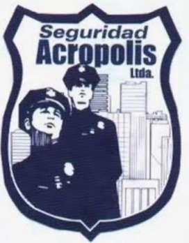 Seguridad Acrópolis