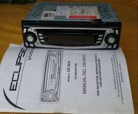 Radio Eclipse original para Chevrolet Optra buen estado