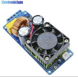 Potente modulo amplificador clase D de 500W