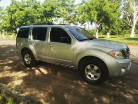 HERMOSA NISSAN PATHFINDER 2009 NEGOCIABLE
