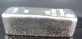 Vendo kilo de plata de 1000