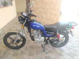 Axxo Rex 150 Negro Con Azul