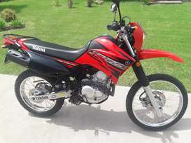 Vendo Yamaha Xtz 250 impecable!!
