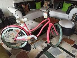 Vendo hermosa bicicleta urbana HUFFY