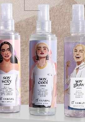 Spray cologne SOY yanbal