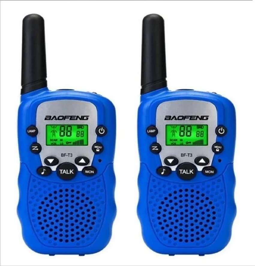 Boquitoquis Baofeng Bf -t3 Radio Teléfono Inalambrico 5k X2 0