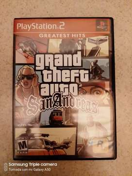 Geand Theft Auto San andreas