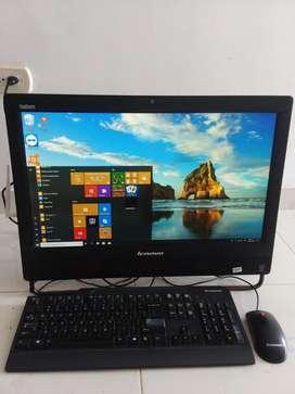 1 Computadores Thinkcentre Aio M73z