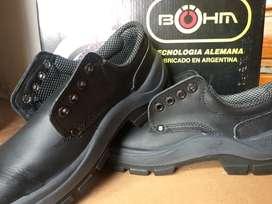 Botin Zapato de Trabajo Bohm