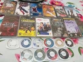 Videojuegos Originales de PSP Como Nuevos