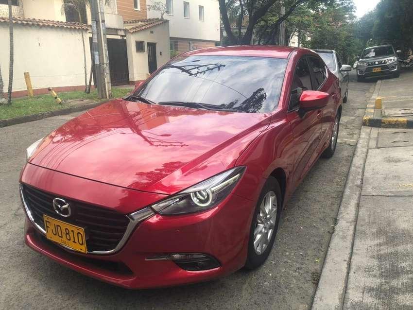 Mazda 3 Touring automatico 0