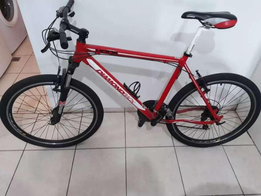Bicicleta diamondback rod 26 0