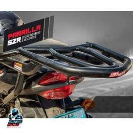 PARRILLAS PARA MOTO LINEAL HONDA CB190R / NS200 / FZ16 / DOMINAR / KTM / APACHE / PULSAR 180 / PULSAR 135 / RS200