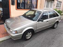 Mazda 323 MODELO 2003