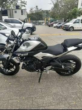 Yamaha MT O3