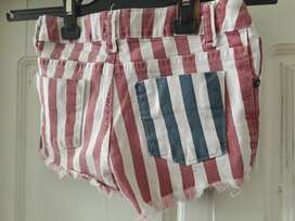 Short Cheeky Talle 8 Chico