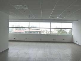 Alquiler de Oficina 87 m² - 2 Estacionamientos
