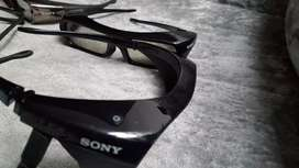 Gafas para ver en 3D y 4d ganga