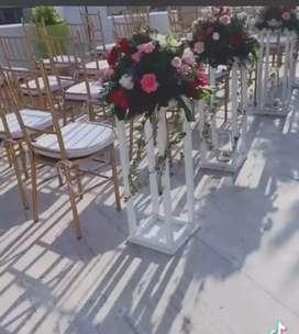Faroles de boda