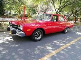 Dodge Dart 1973 6L, mecánico excelente estado, listo para traspaso