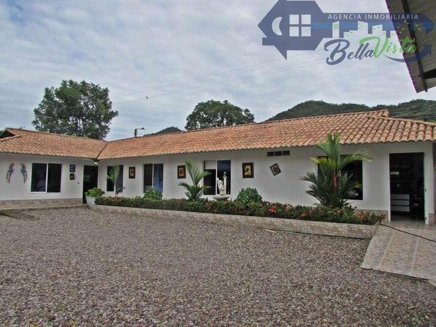 Casa Campestre en Venta en Vanguardia - wasi_1445120 0