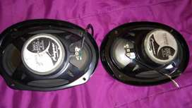 Parlantes Pioneer 6x 9