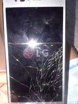 Vendo celular $20.000 LG MS210 con daño display