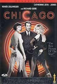 CHICAGO PELICULA EN DVD