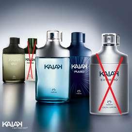 perfumes natura 2x1 kaiak, humor
