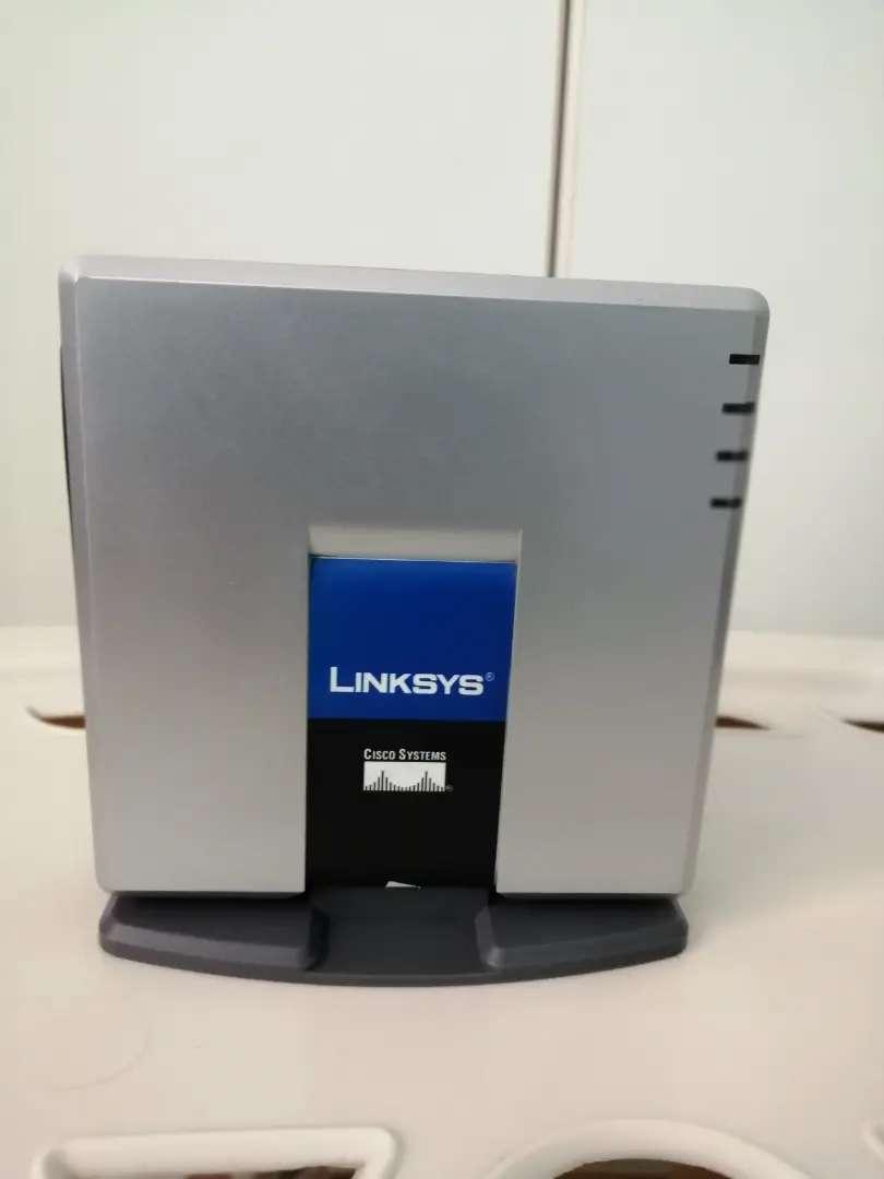 LINKSYS Internet Phone Adapter PAP2T 0