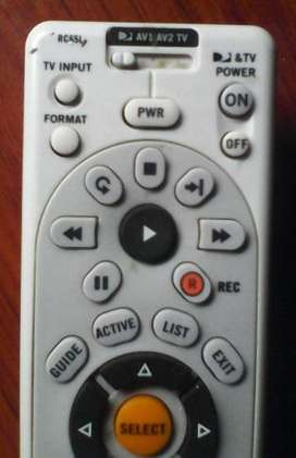Controles Direct TV