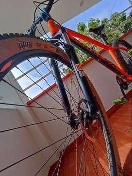 Bicicleta FIREFOX RAPTOR PRO TALLA L AÑO 2021