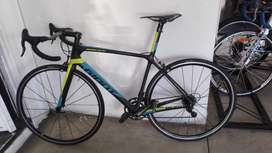Giant SL Advanced Full Carbon, con todo Campagnolo