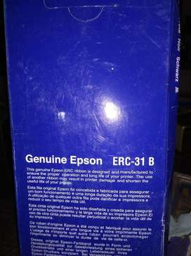 Cintas Epson para Impresoras