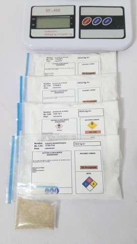 Kit De Abonado Npk. Potasio, Nitrato, Fosfato + Hierro