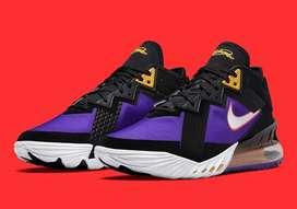 Tenis Nike Originales LeBron 18 Low