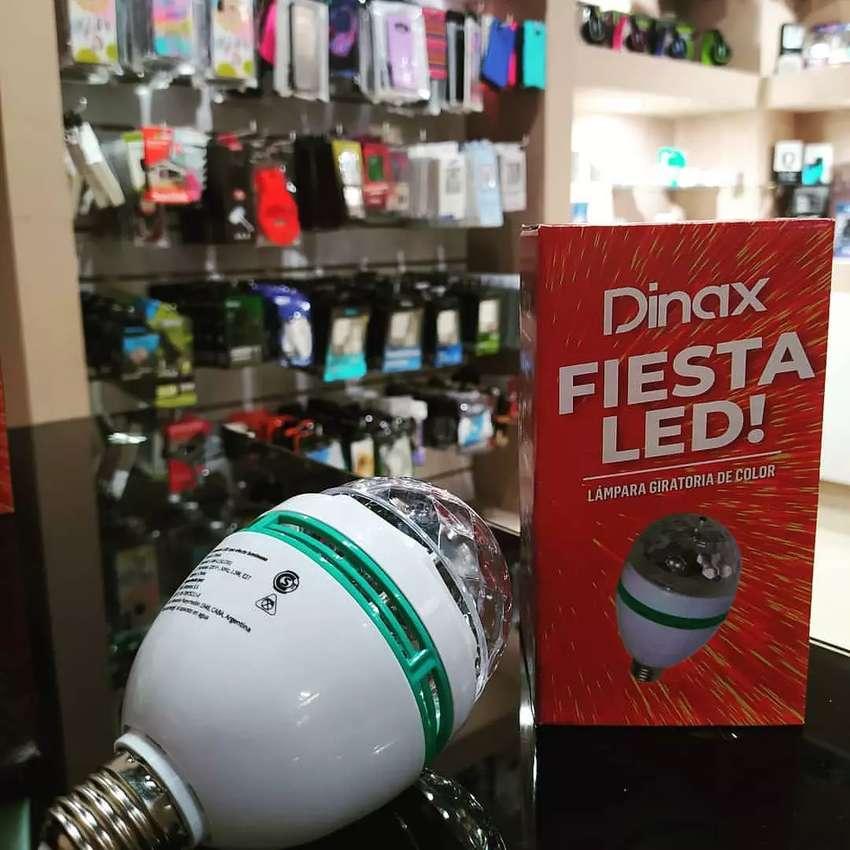Lámpara de rotación automática 0