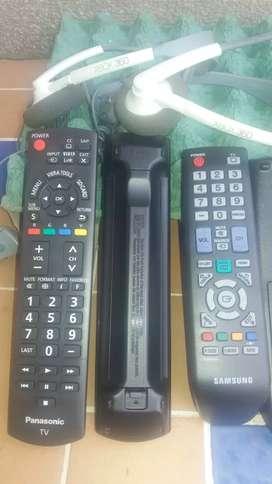 Controles tv y diadrmas Xbox