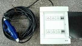 Panel Tablero eléctrico ideal Taller Generador Obrador