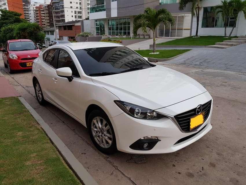 Mazda 3 Touring 2016 2.0 Automatico. 0