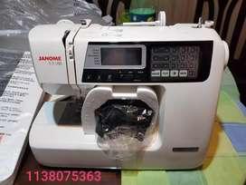 Máquina de Coser Janome 4120QCD